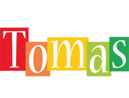 Tomas colors logo