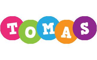Tomas friends logo