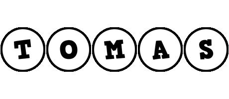 Tomas handy logo