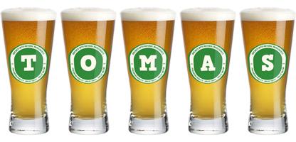 Tomas lager logo