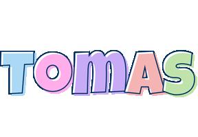 Tomas pastel logo