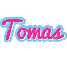 Tomas popstar logo