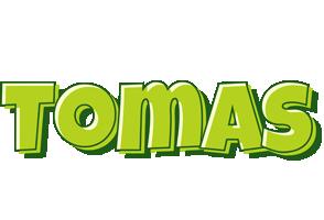 Tomas summer logo