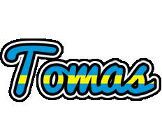 Tomas sweden logo