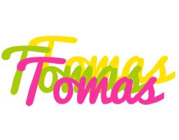 Tomas sweets logo