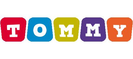 Tommy kiddo logo