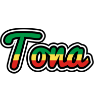 Tona african logo