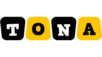 Tona boots logo