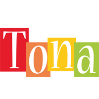 Tona colors logo
