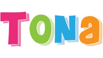 Tona friday logo