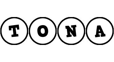 Tona handy logo