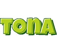 Tona summer logo