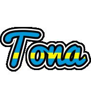 Tona sweden logo