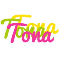 Tona sweets logo