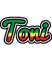 Toni african logo