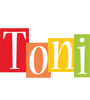 Toni colors logo