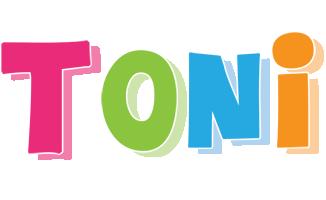 Toni Logo Name Logo Generator I Love Love Heart