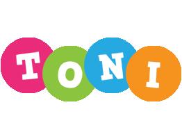 Toni friends logo