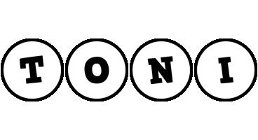 Toni handy logo