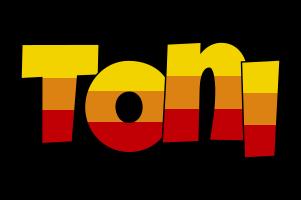 Toni jungle logo