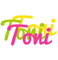 Toni sweets logo