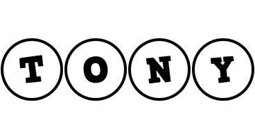 Tony handy logo