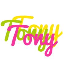 Tony sweets logo