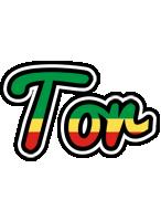 Tor african logo