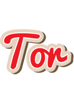 Tor chocolate logo