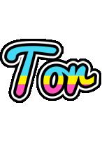 Tor circus logo