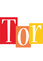 Tor colors logo