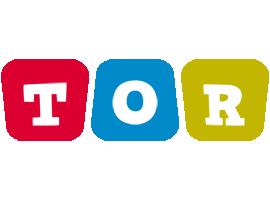Tor daycare logo