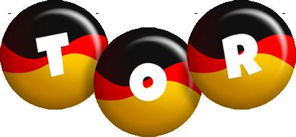 Tor german logo