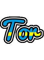 Tor sweden logo