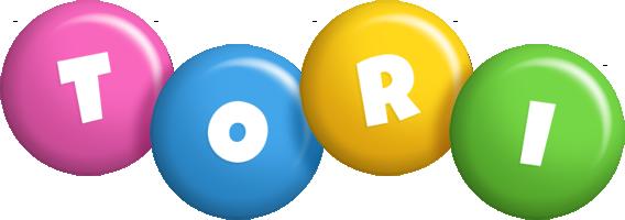 Tori candy logo