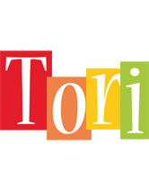 Tori colors logo