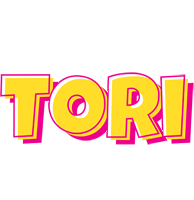 Tori kaboom logo