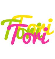Tori sweets logo
