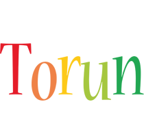 Torun birthday logo