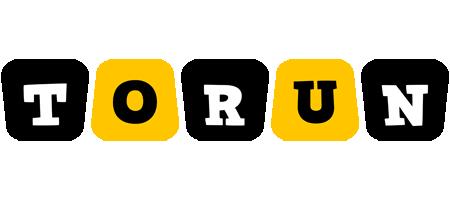 Torun boots logo