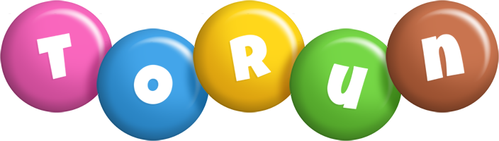 Torun candy logo
