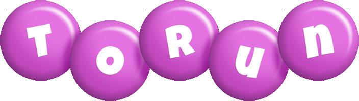 Torun candy-purple logo