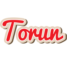Torun chocolate logo