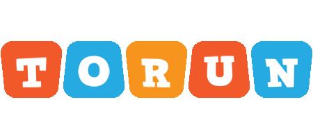 Torun comics logo
