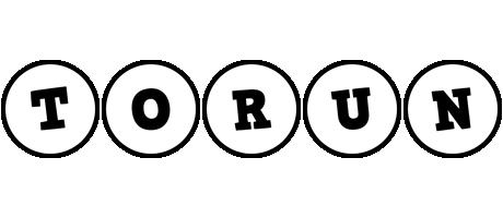 Torun handy logo