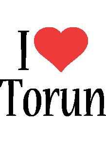 Torun i-love logo