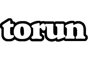 Torun panda logo