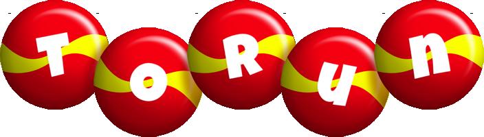 Torun spain logo