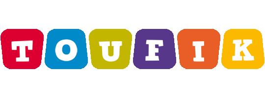 Toufik kiddo logo