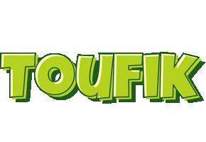 Toufik summer logo